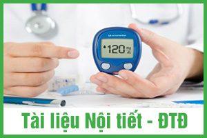 Cập nhật liệu pháp Insulin theo ADA/EASD 2015 trong điều trị đái tháo đường týp 2