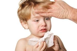 Viêm mũi xoang trẻ em