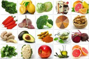 10 thực phẩm giải độc hiệu quả