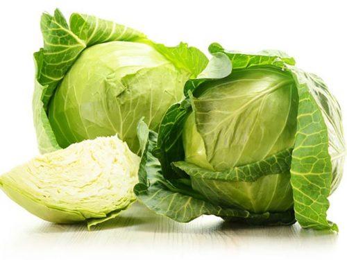 Bắp cải giúp gan phân hủy chất béo dư thừa