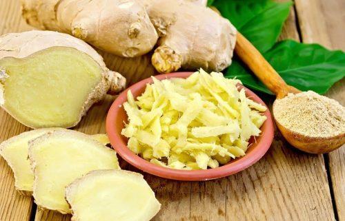 Gừng là thực phẩm có khả năng tăng cường sức mạnh cho hệ miễn dịch