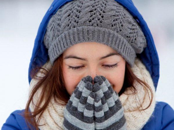 8 bộ phận cơ thể phải luôn được giữ ấm trong mùa đông (nguồn: internet)
