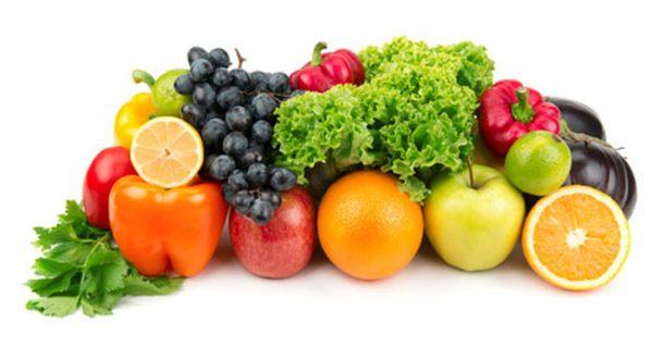 Sử dụng rau quả đúng cách