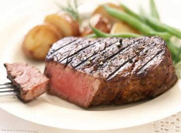 ăn thit bò sai cách