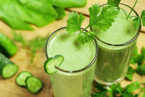 Nước ép dưa chuột - thức uống tuyệt vời cho người bệnh tiểu đường