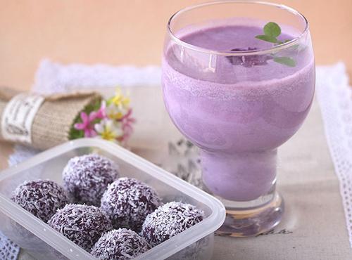 Nước khoai lang tím - thức uống tuyệt vời cho người bệnh tiểu đường