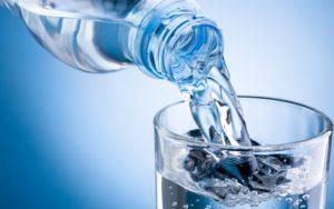 Nước giúp hệ tiêu hóa dễ dàng