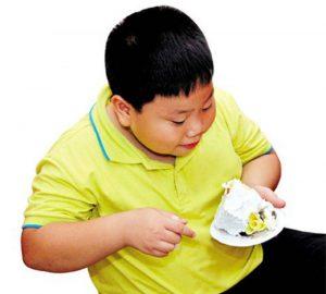 Hướng dẫn điều trị bệnh béo phì ở trẻ em
