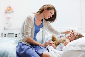 Co giật rất có hại cho sức khỏe của bé