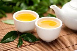 trà xanh, chat chong ung thu
