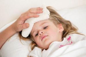 Cần xử trí kịp thời khi trẻ bị sốt cao