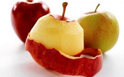 Vỏ táo là loại vỏ lành mạnh tốt cho sức khỏe mà bạn nên tiêu thụ ( Ảnh internet)