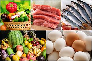 Cách lựa chọn thực phẩm tươi ngon, an toàn.