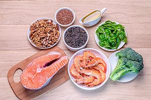 Dinh dưỡng cho phụ nữ trung niên