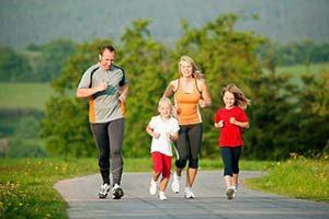 Tập thể dục rất tốt cho hệ tiêu hóa