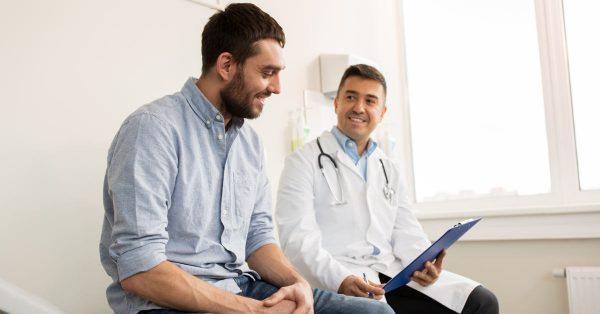 Nam giới nên đi làm các xét nghiệm để tầm soát và phòng ngừa một số bệnh tật đặc trưng (nguồn: internet)