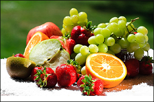 Bó quyết chọn hoa quả tươi ngon.