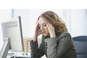 Những đối tượng dễ bị stress