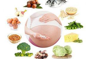 Cách giúp mẹ bầu tăng cân ở thai nhi.