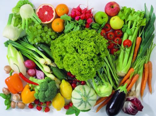 Chế độ ăn DASH ưu tiên các loại rau củ