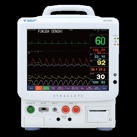 Monitor theo dõi các chức năng sống cơ bản bệnh nhân đột quỵ