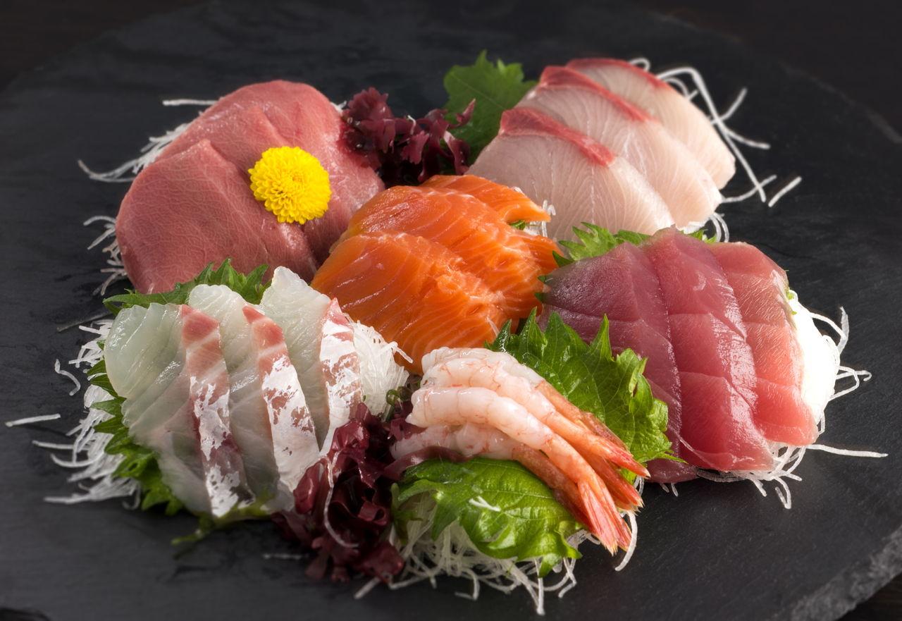 Gỏi hải sản