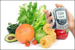 Món ăn giúp kiểm soát đường huyết