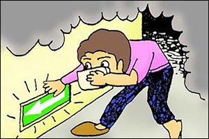 Kỹ năng thoát hiểm trong đám cháy