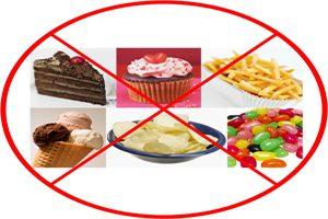 Người tiểu đường không nên ăn gì