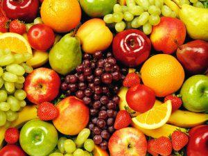 Người tăng huyết áp nên ăn nhiều hoa quả