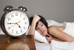 Mất ngủ khiến con người mệt mỏi