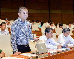 Bác sĩ - ĐBQH Nguyễn Lân Hiếu