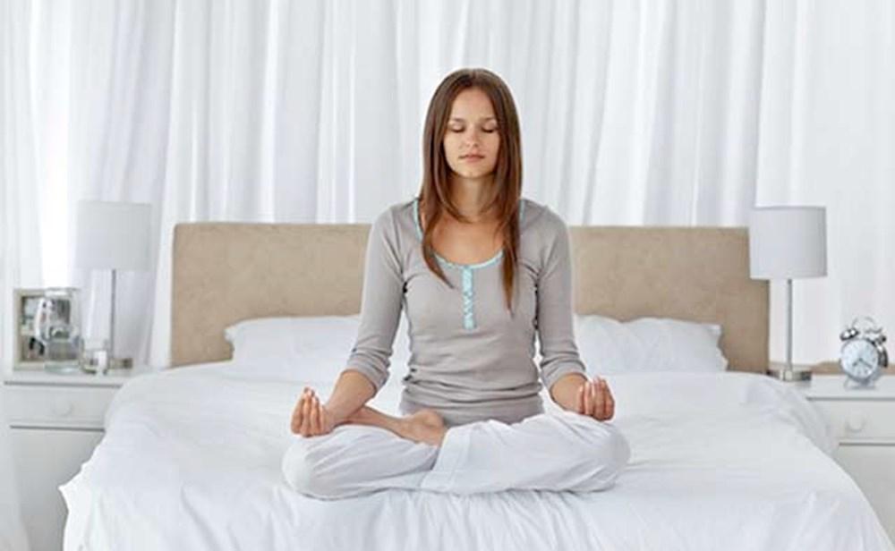 Tập thể dục nhẹ nhàng có thể giúp bạn chữa mất ngủ