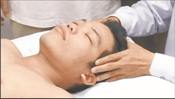 hướng dẫn bấm huyệt cho người tăng huyết áp