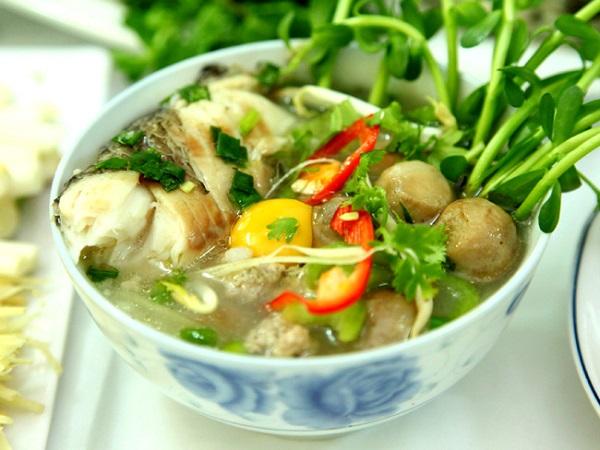 Món ăn bổ dưỡng có tác dụng thanh nhiệt, lợi tiểu