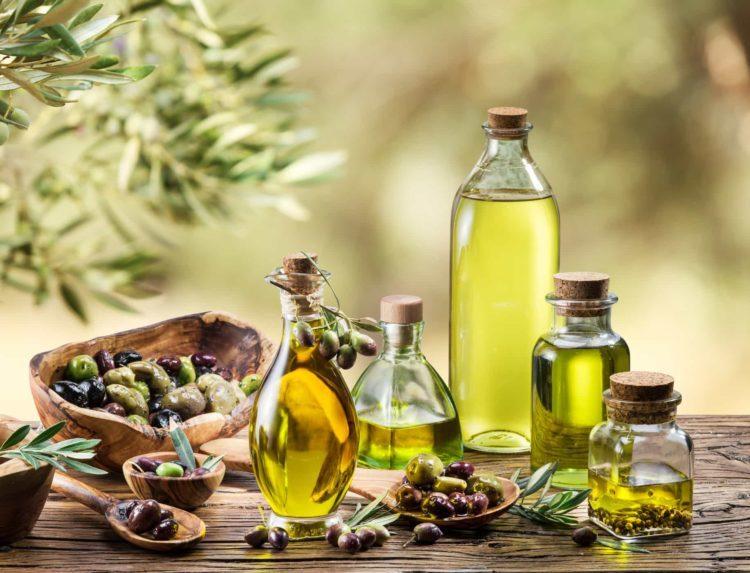 Dầu olive trị lở mép