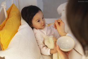 Dinh dưỡng cho trẻ sau khi bị bệnh