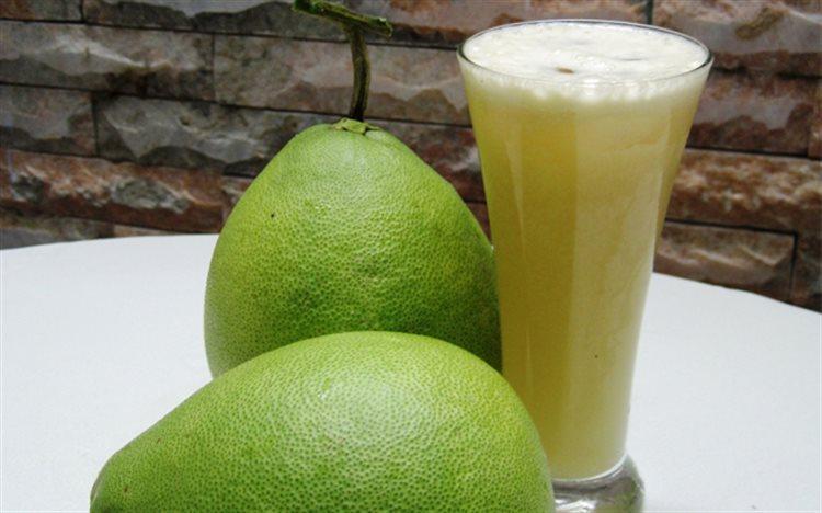 Nước ép bưởi - thức uống mùa hè dành cho người bệnh tiểu đường