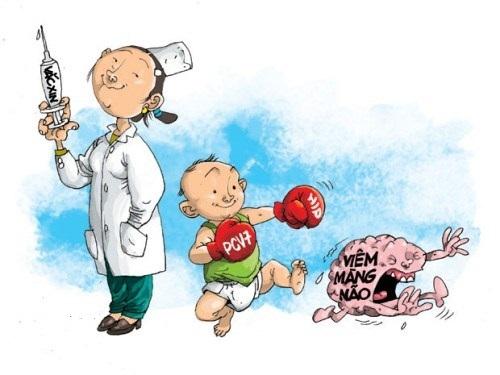 Tiêm phòng là biện pháp phòng bệnh viêm não Nhật Bản hiệu quả nhất