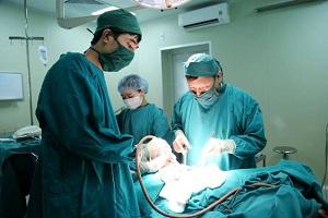 Chạy thận nhân tạo, mổ cấp cứu bệnh nhân bị biến chứng sỏi niệu quản