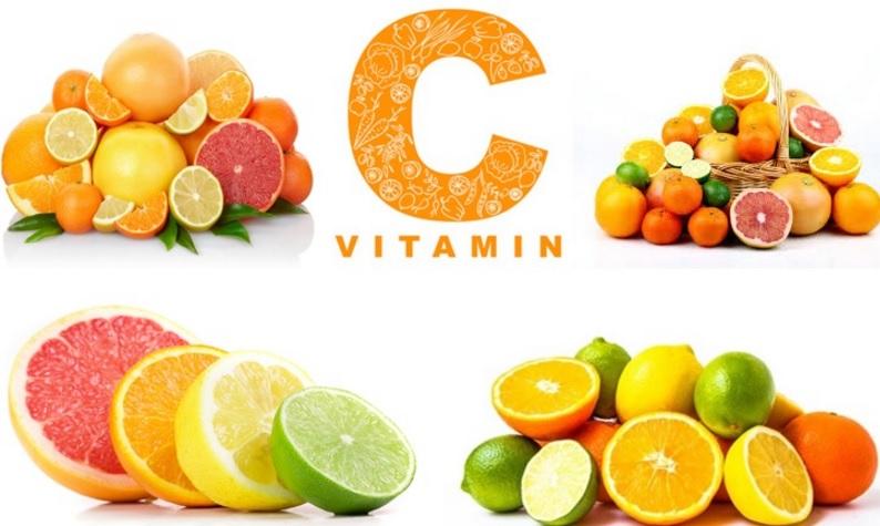 Bổ sung vitamin C là cách trị ho rất tốt cho trẻ