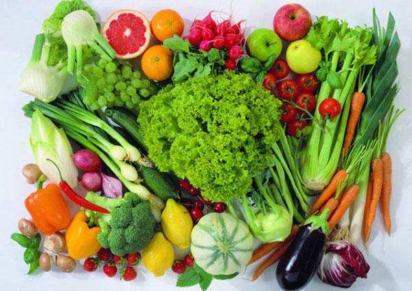 Nên tăng cường chất xơ trong khẩu phần ăn