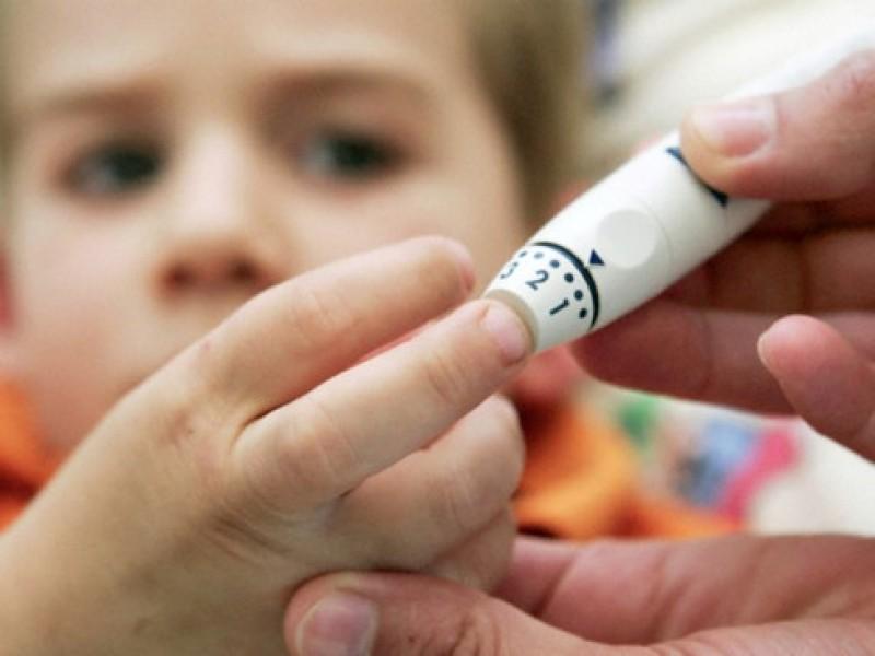 Tỉ lệ đái tháo đường ở trẻ em đang ngày một tăng cao