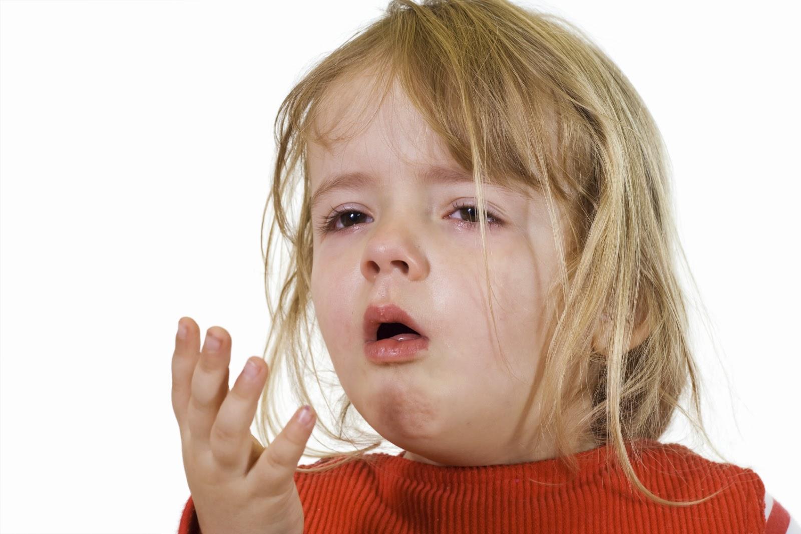 Triệu chứng ho ở trẻ và cách trị ho cho trẻ