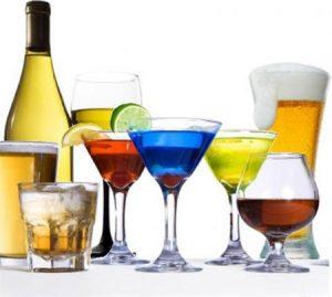Đồ uống có cồn là nguyên nhân phổ biến gây xơ gan