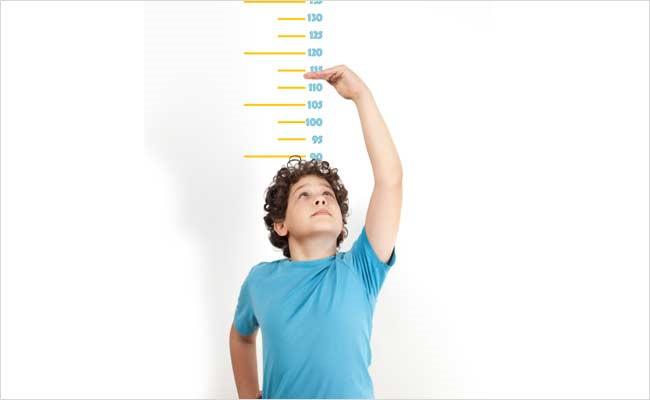 Canxi là yếu tố giúp trẻ tăng chiều cao