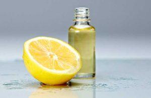 Chanh và dầu dừa là 2 nguyên liệu làm sáng da vùng đầu gối hiệu quả
