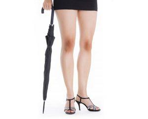 Đầu gối thâm đen khiến các nàng thiếu tự tin khi diện váy ngắn