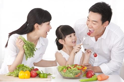 Một chế độ ăn uống hợp lý sẽ nâng cao hiệu quả điều trị