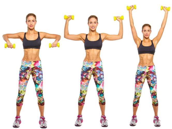 Bài tập căng vai giúp tăng đồ đàn hồi dẻo dai của các cơ vùng vai